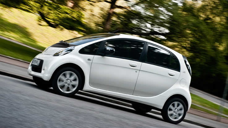 Citroen C-Zero Description