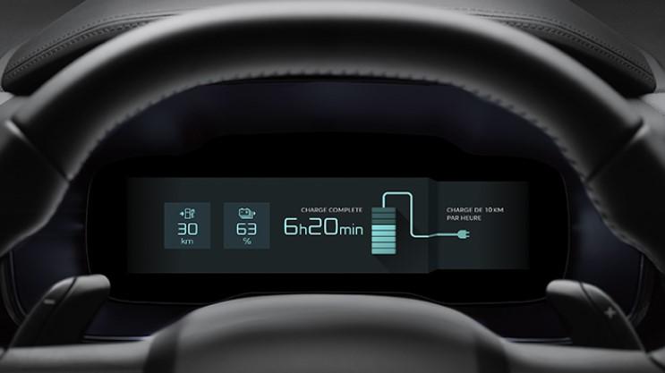 Citroen New C5 Aircross Hybrid Design