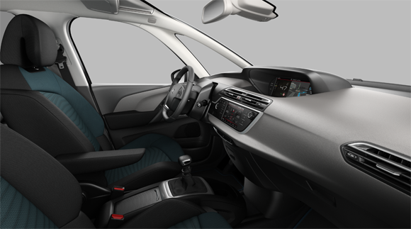 Citroen Grand C4 SpaceTourer Interior