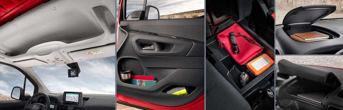 Citroen New Berlingo Furgon Comfort