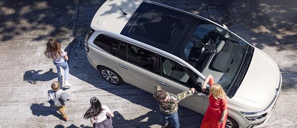 7-üléses Citroën modellek állami személygépkocsi-szerzési támogatással*, 5 év garanciával! **